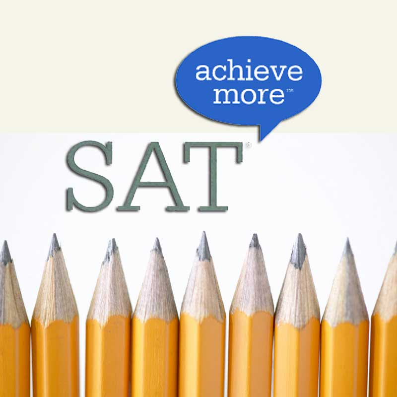 sat writing Choosing sat or act colleges don't prefer one test over the other learn the key differences between the act vs sat and find the right test for you.