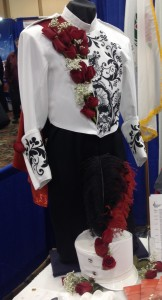 Drum roll please....the 2015 Calvacade of Bands Tournament of Roses uniforms