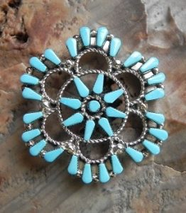 The Americana Indian Art & Jewelry Show is this weekend.