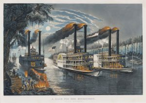The art of Currier & Ives is featured at Winterthur/