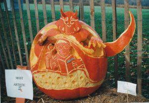 The Great Pumpkin Carve